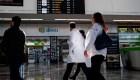 Dos casos de portadores de coronavirus en México