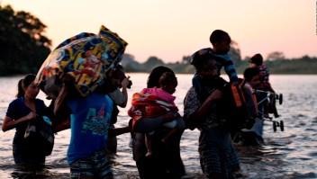 ¿Es confusa la política migratoria de AMLO?