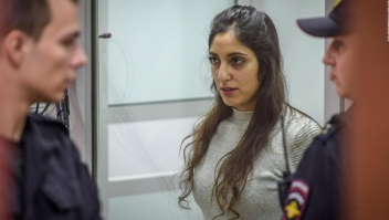 Putin indulta a mujer acusada de narcotráfico en Rusia
