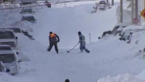 Canadá: estado de emergencia por nevadas en Newfoundland