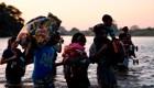 El rostro humano de la caravana de migrantes