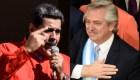 El tema de Maduro divide al gobierno de Alberto Fernández