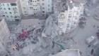 Así quedó Turquía tras el violento terremoto