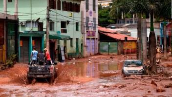 Más de 48 muertos por las inundaciones en Brasil