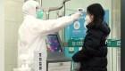 La lucha por contener el coronavirus de Wuhan