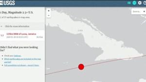 Sismo de magnitud 7,7 se percibe en varios países