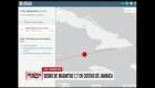 Strong earthquake shakes Jamaica