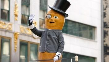 Planters detiene campaña publicitaria de Mr. Peanut