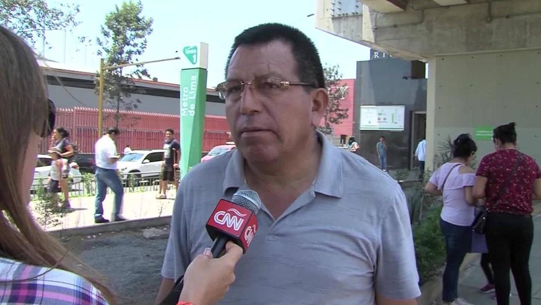 Peruanos sobre el conteo rápido de votos