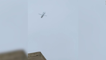 El video del helicóptero de Kobe Bryant antes del choque