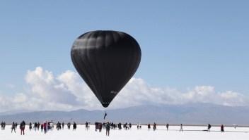 BTS y artista argentino se unen para un vuelo solar