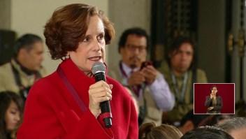Dresser cuestiona a AMLO sobre libertad de expresión