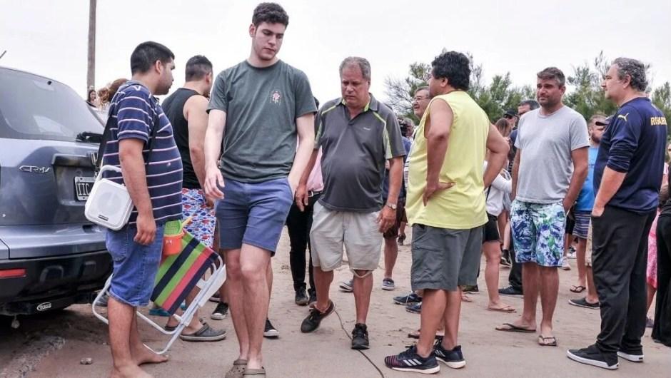Crimen de Gesell: la defensa de Pablo Ventura iniciará acciones por daños y perjuicios. (Foto de Télam).