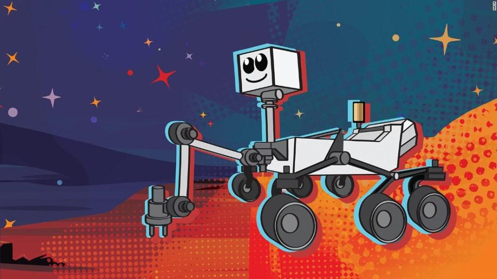 Estos son los nueve nombres potenciales para el rover Mars 2020
