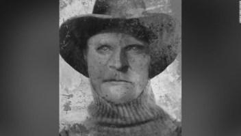 Escapó de la cárcel y fue asesinado hace más de 100 años mientras huía. Sus restos fueron identificados