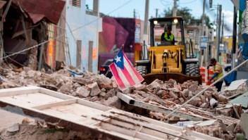Trump terremoto Puerto Rico silencio