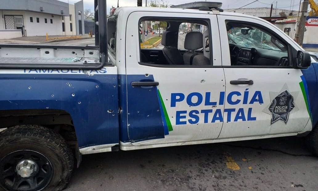Violencia Nuevo Laredo