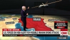 Irán podría usar este dron para ataques contra EE.UU.