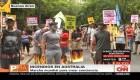 Argentina se une a la marcha mundial para crear conciencia por los incendios en Australia