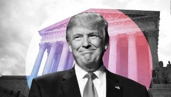 Trump arremete contra Sotomayor y Ginsburg
