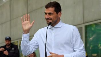 ¿Casillas se postula para la Federación Española de Fútbol?