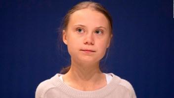 Greta Thunberg convertirá su nombre en marca registrada