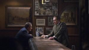 Los secretos de The Irishman: nominada a 10 Oscar