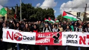 Protestas en Israel y bombardeos entre Turquía y Siria