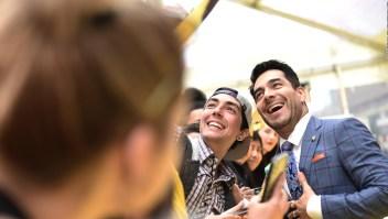 Omar Chaparro regresa a premios Platino con una nueva responsabilidad
