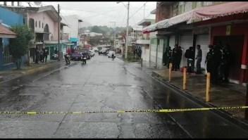 Michoacán: tiroteo deja 9 muertos y 2 heridos