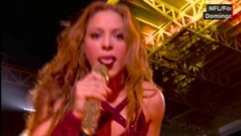 La expresión cultural de Shakira en el Super Bowl que generó muchos comentarios