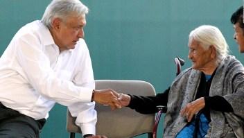 Zoé Robledo niega recorte de pensiones