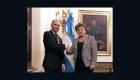 Argentina: reunión entre ministro de Economía y titular del FMI