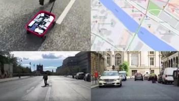 Ingeniosa manera de engañar a Google Maps