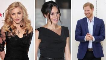 Madonna ofrece su apartamento a Enrique y Meghan en Manhattan