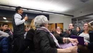 Reunión de padres terminó con un comentario racial