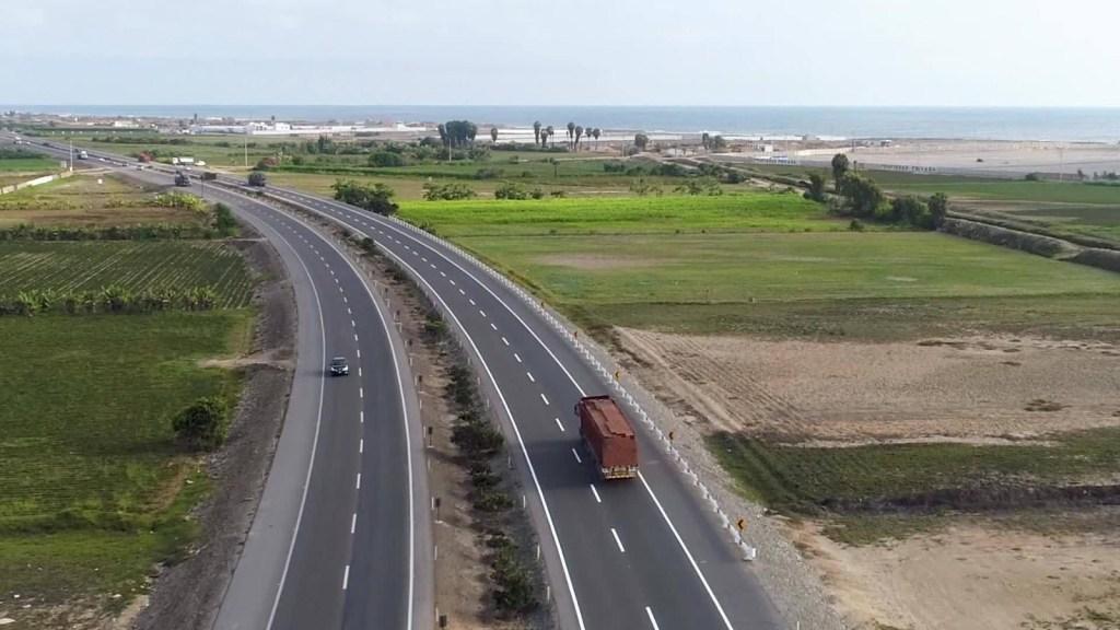 Un gigante de los caminos. La increíble ruta Panamericana