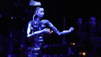 Alter 3, así es el robot director de orquesta