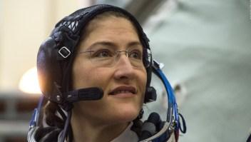 Regresa a la Tierra la astronauta Christina Koch