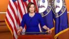 Pelosi: Rompí un manifesto de falsedades