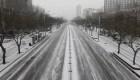 Así luce Beijing por el coronavirus