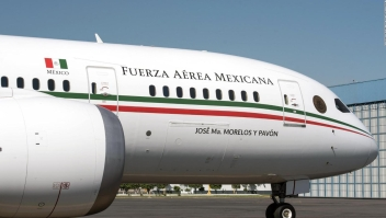 ¿Cuál es el futuro del avión presidencial?