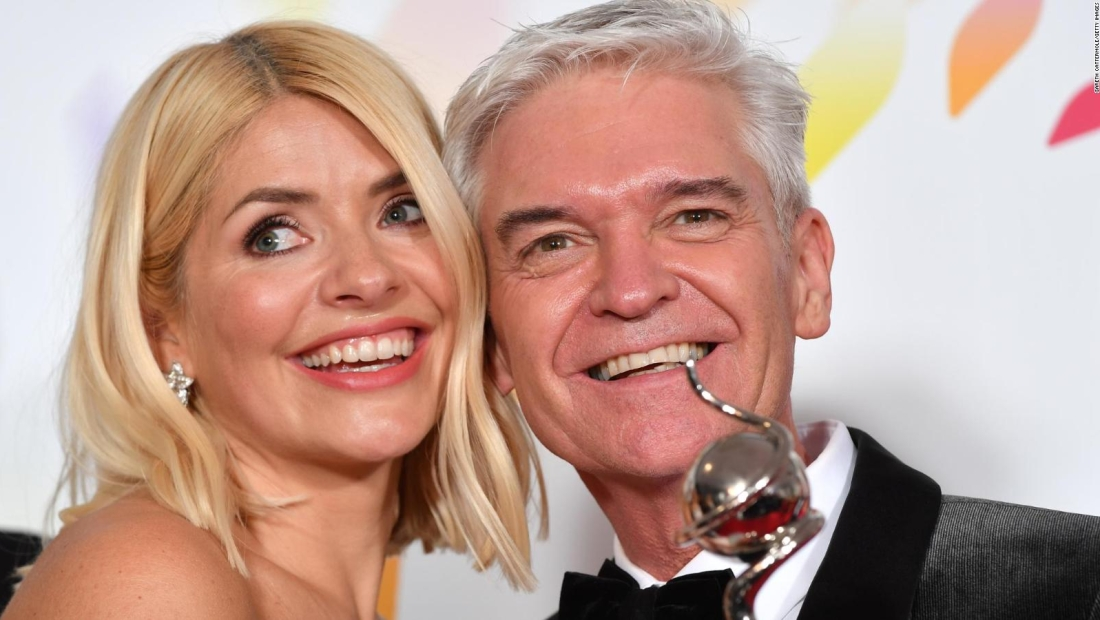 Phillip Schofield anuncia que es gay en TV