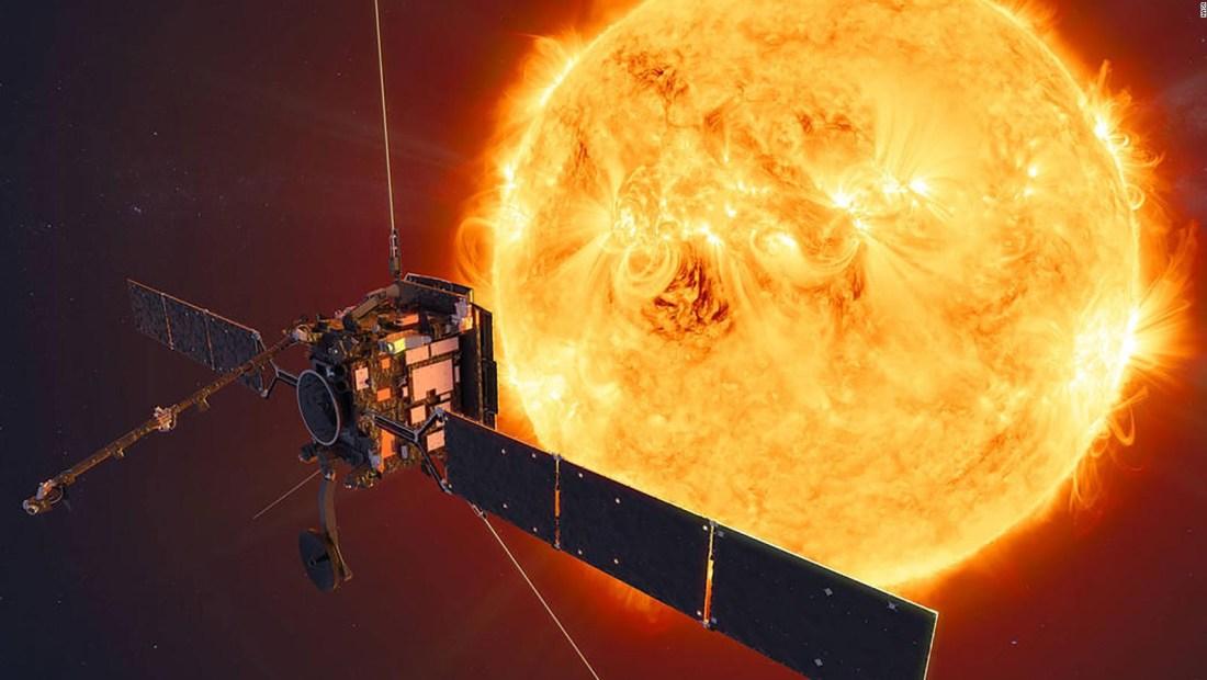 Solar Orbiter: una misión para estudiar de cerca al Sol
