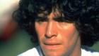 Una lesión hizo que Maradona se inventara un cargo