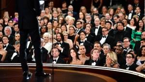 Las estrellas hablan de política en los Oscar 2020