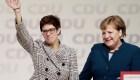 Incertidumbre en la sucesión de Angela Merkel