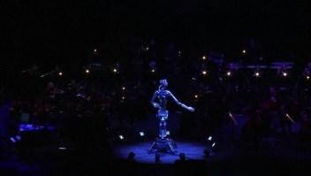 Este robot es capaz de dirigir orquestas