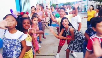 Los artistas colombianos luchan para crear una mejor sociedad