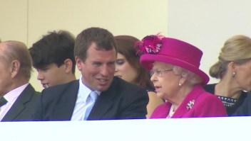 Se divorcia Peter Phillips, nieto de la reina Isabel II
